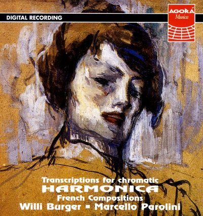 Transcriptions for Chromatic Harmonica (French Compositions)