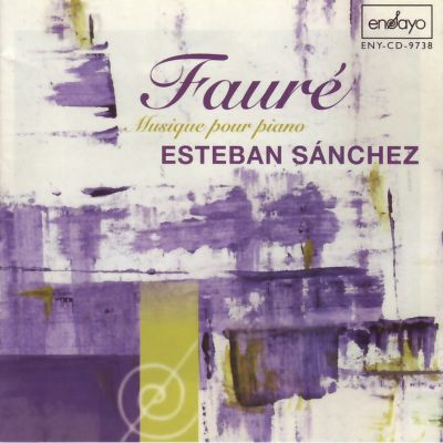 Fauré: Music for Piano