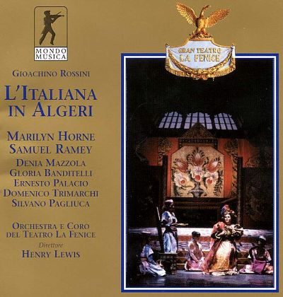 L'italiana in Algeri (The Italian Girl in Algiers), opera