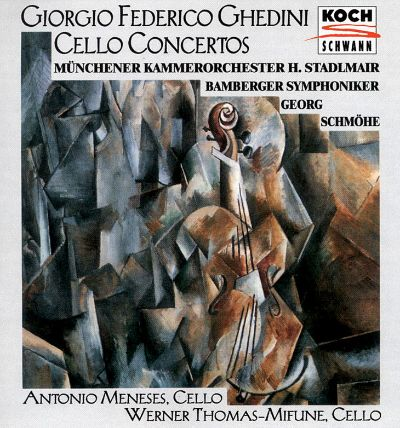 Invenzione, concerto for cello, strings, timpani & cymbals