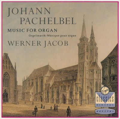 Pachelbel: Music for Organ