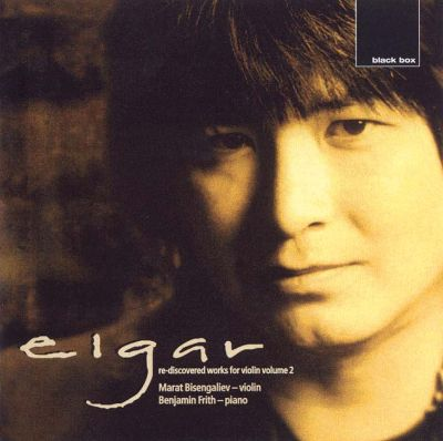 Elgar: Re-Discoverd works for violin, Vol. 2