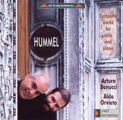 Hummel: Complete Works for Cello and Piano