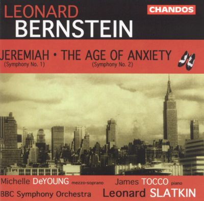 Bernstein: Jeremiah; The Age of Anxiety