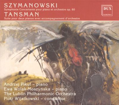 Suite for 2 pianos & orchestra