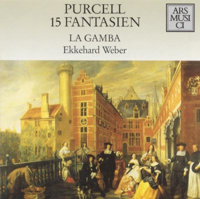 Purcell: 15 Fantasies