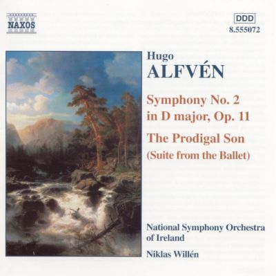 Symphony No. 2 in D major, Op. 11, R28