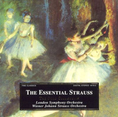 The Essential Strauss