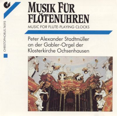 Music for Flute-Playing Clocks