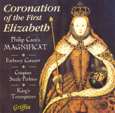 Coronation of the First Elizabeth