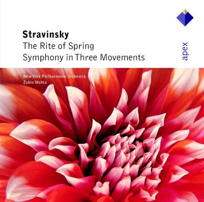 Stravinsky: The Rite of Spring: Symphony in Three Movements