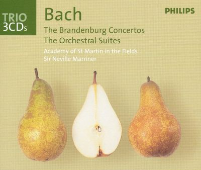 Brandenburg Concerto No. 4 in G major, BWV 1049