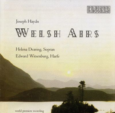 Haydn: Welsh Airs