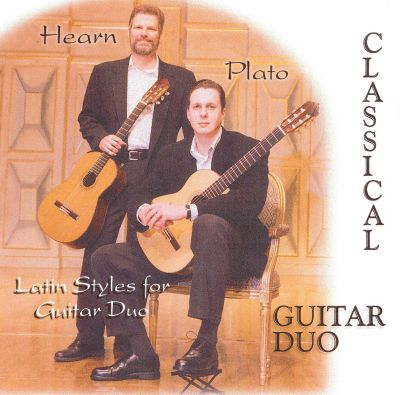 Latin Styles for Guitar Duo