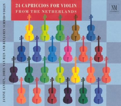 Capriccio for solo violin