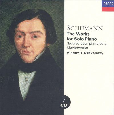 Schumann: The Works for Solo Piano [Box Set]