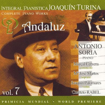 Jardines de Andalucia, for piano, Op. 31