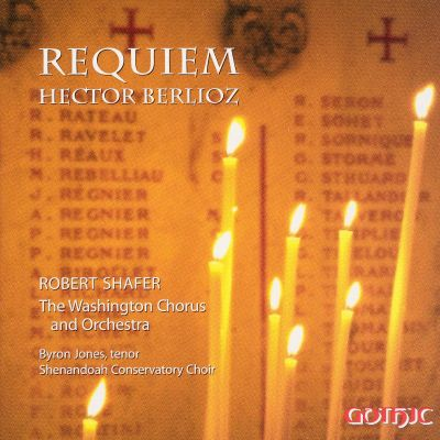 Requiem (Grande Messe des morts), for tenor, chorus & orchestra, H. 75 (Op. 5)