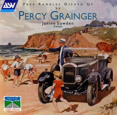 Free Rambles Dished Up by Percy Grainger