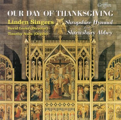Our Day of Thanksgiving: Shropshire Hymns