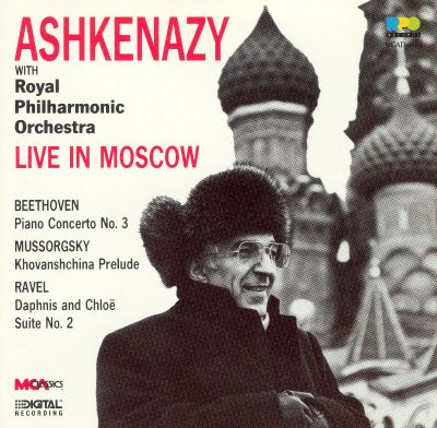 Ashkenazy Live in Moscow