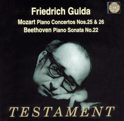 Friedrich Gulda Plays Mozart