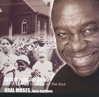 Spirituals in Zion: A Spiritual Heritage for the Soul