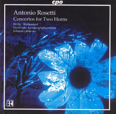 Rosetti: Concertos for Two Horns
