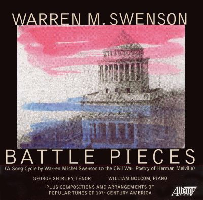 Battle Pieces (A Song Cycle to the Civil War Poetry of Herman Melville), for voice & piano