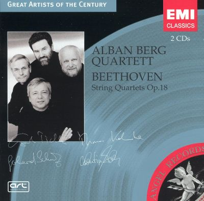 Beethoven: String Quartets Op. 18