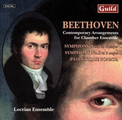 Beethoven: Contemporary Arrangements for Chamber Ensemble