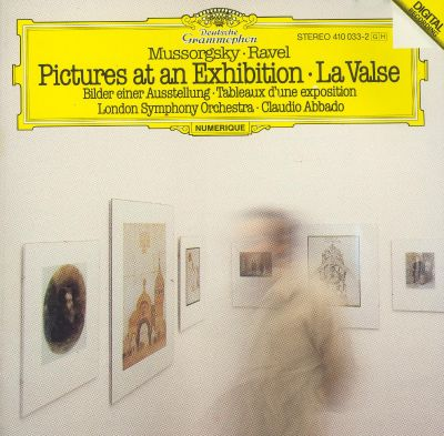 Mussorgsky: Pictures at an Exhibition; Ravel: La Valse