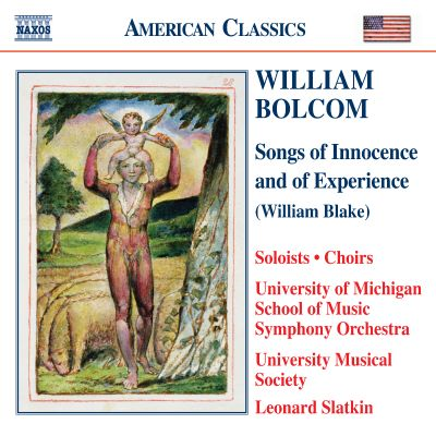 William Bolcom: Songs of Innocence and of Experience