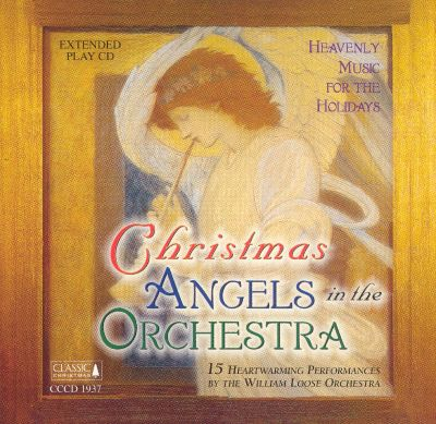 Christmas Angels in the Orchestra