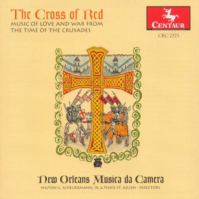 The Cross of Red