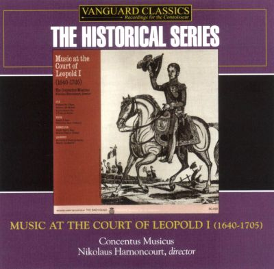 Music at the Court of Leopold I