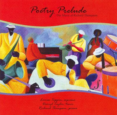 Poetry Prelude: Music of Richard Thompson