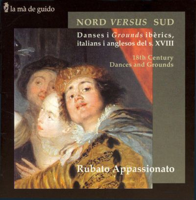 Nord Versus Sud: 18th Century Dances and Grounds