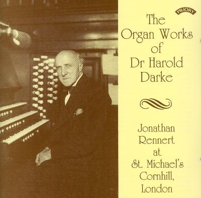 The Organ Works of Dr. Harold Darke