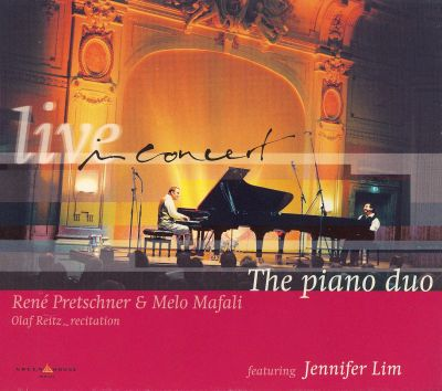 The Piano Duo: Live in Concert