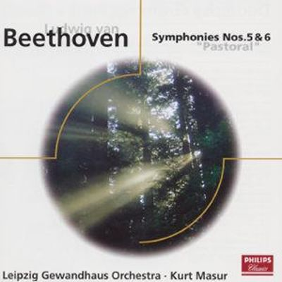 "Beethoven: Symphonies Nos. 5 & 6 ""Pastoral"""
