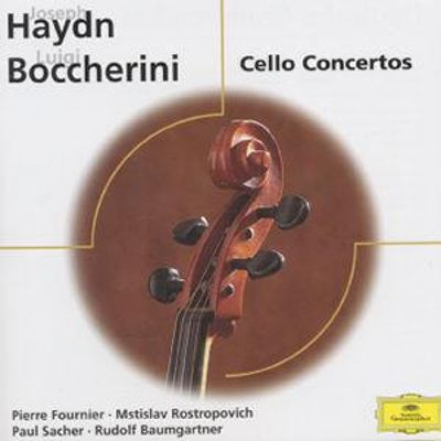 Haydn, Boccherini: Cello Concertos
