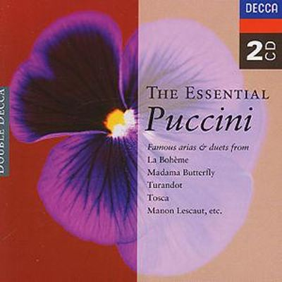 The Essential Puccini