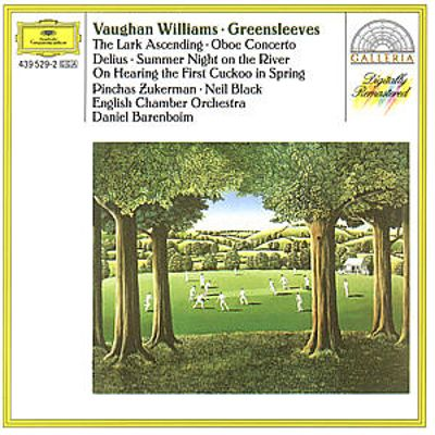 Vaughan Williams: The Lark Ascending; Oboe Concerto; Delius: Summer Night on the River; etc.