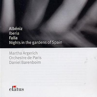 Aléniz: Iberia; Falla: Nights in the Gardens of Spain