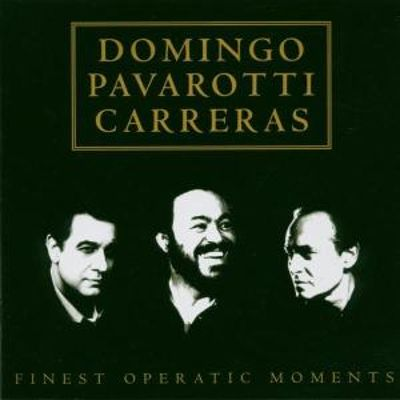 Domingo, Pavarotti, Carreras