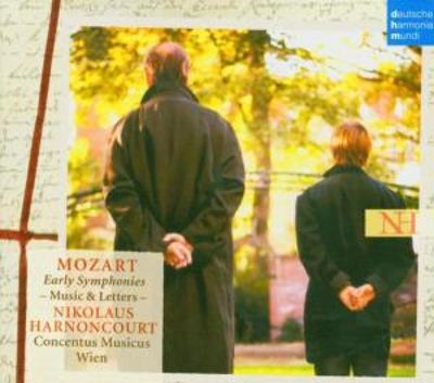 Mozart: Early Symphonies; Music & Letters [Digipak]