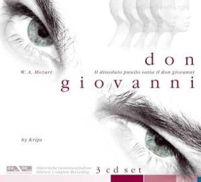 Mozart: Don Giovanni (Complete) [Germany]