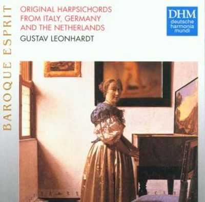 Original Harpsichords from Italy, Germany And The Netherlands [Germany]