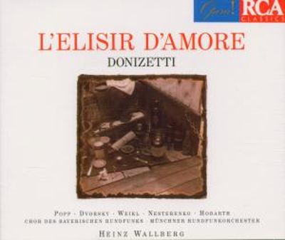 Donizetti: L'elisir D'amore [Germany]